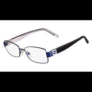 AUTHENTIC Fendi 997 424 RX Eyeglasses 54 mm & Case